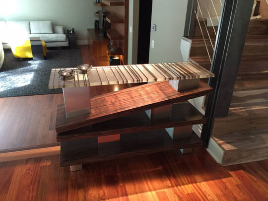 Custom Table Design